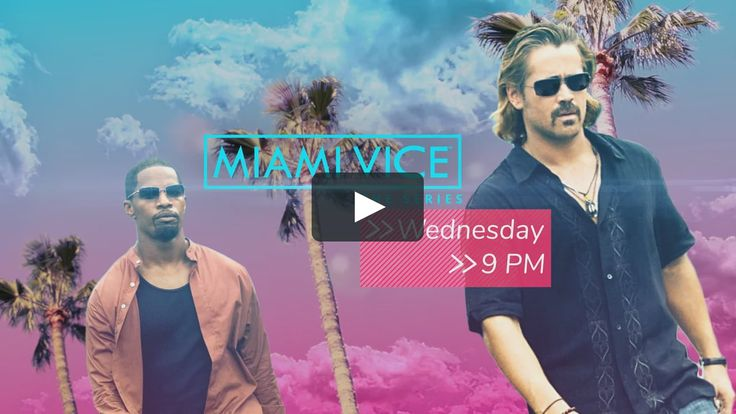 A broadcast design concept made for fun, about a fictive new 'Miami Vice' tv show. Full project on my Behance: https://www.behance.net/gallery/53921887/Miami-Vice-Broadcast-Design-Concept  The…