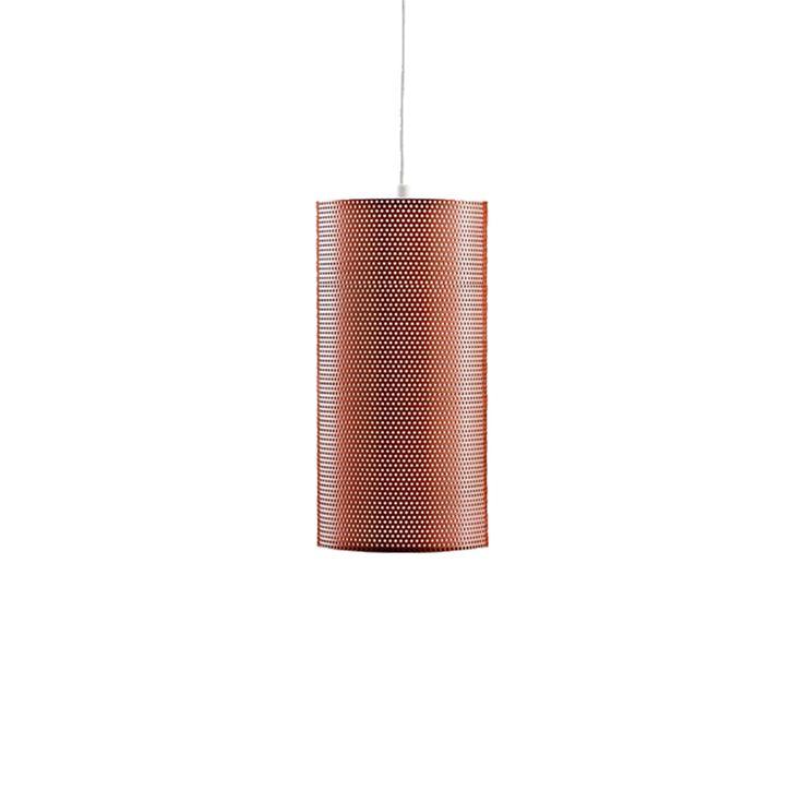 Pedrera PD3 pendel - oransje Gubi - Kjøp møbler online på ROOM21.no