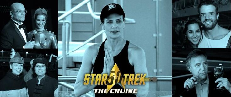 Star Trek: The Cruise -- Day Two Recap   Stardate 01.10.2017 the U.S.S. Enterprise/Norwegian Pearl cruised effortlessly toward Cozumel Mexico while on board fans participating in Star Trek: The Cruise enjoyed a full day of activities from a morning yoga class with Terry Farrell to an after-midnight Star Trek Under the Stars screening of Star Trek: First Contact. StarTrek.com is there on the ship and were pleased to report back with photos and a recap of Day Two:  It was 9 a.m. when the early…