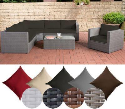 25+ beste ideeën over Rattan sofa garten, alleen op Pinterest - gartenmobel rattan lounge set