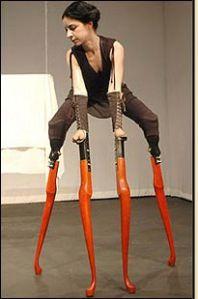 Performing Disability – Lisa Bufano und die Schönheit des Makels « DESIGNABILITIES
