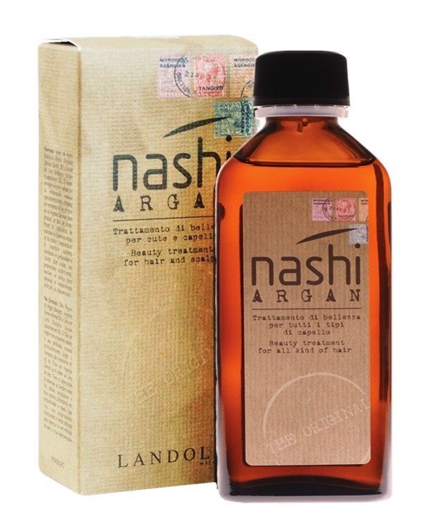 NASHI ARGAN OIL 100ml ALL HAIR TYPE !! GENUINE ITALY !! NOT CHINA'S REPLICA !! #NASHI