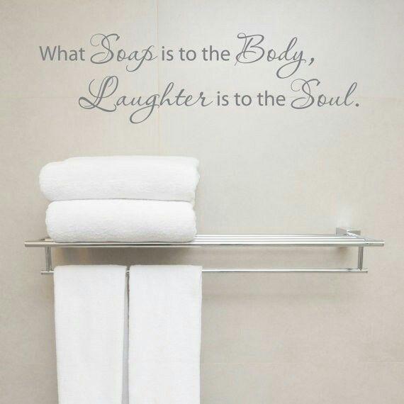 Wandtattoo Bad home \ lifestyle Pinterest Lifestyle - wandtattoo für badezimmer