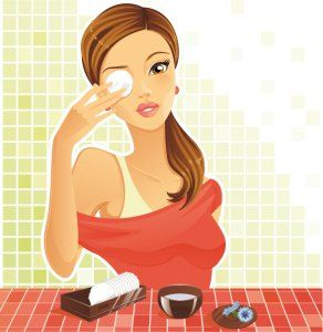 Comment nettoyer son visage naturellement ? Crédit photo Shutterstock