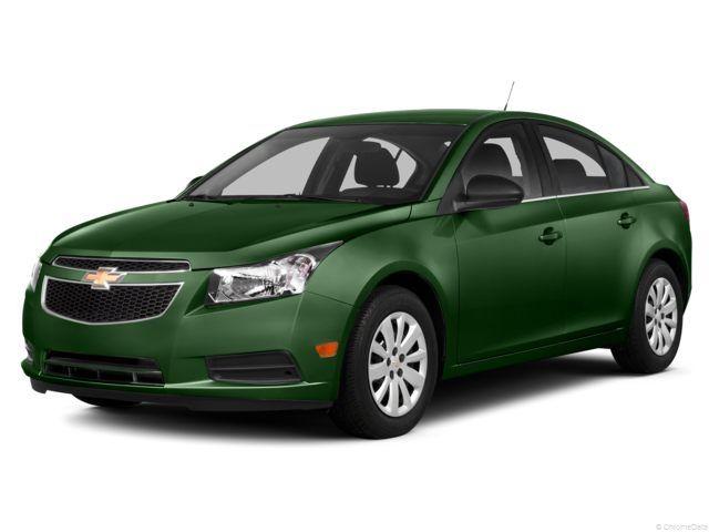 Chevrolet Cruze 2014 Green! Yes please!!!!
