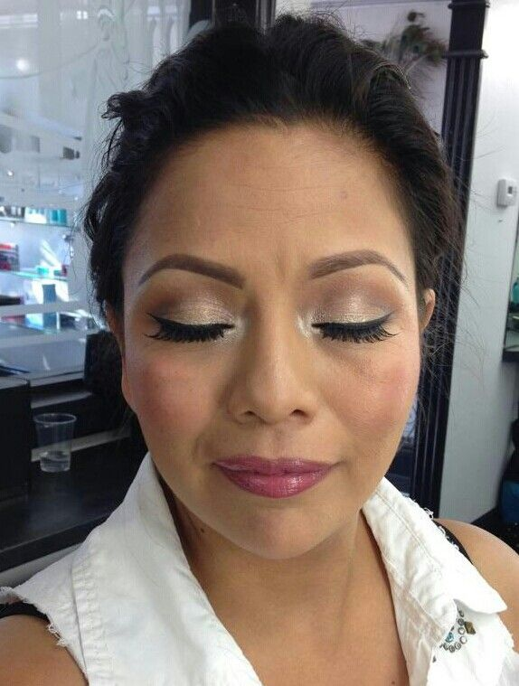 134 best MAC makeup by crystal montes images on Pinterest   Bridal ...