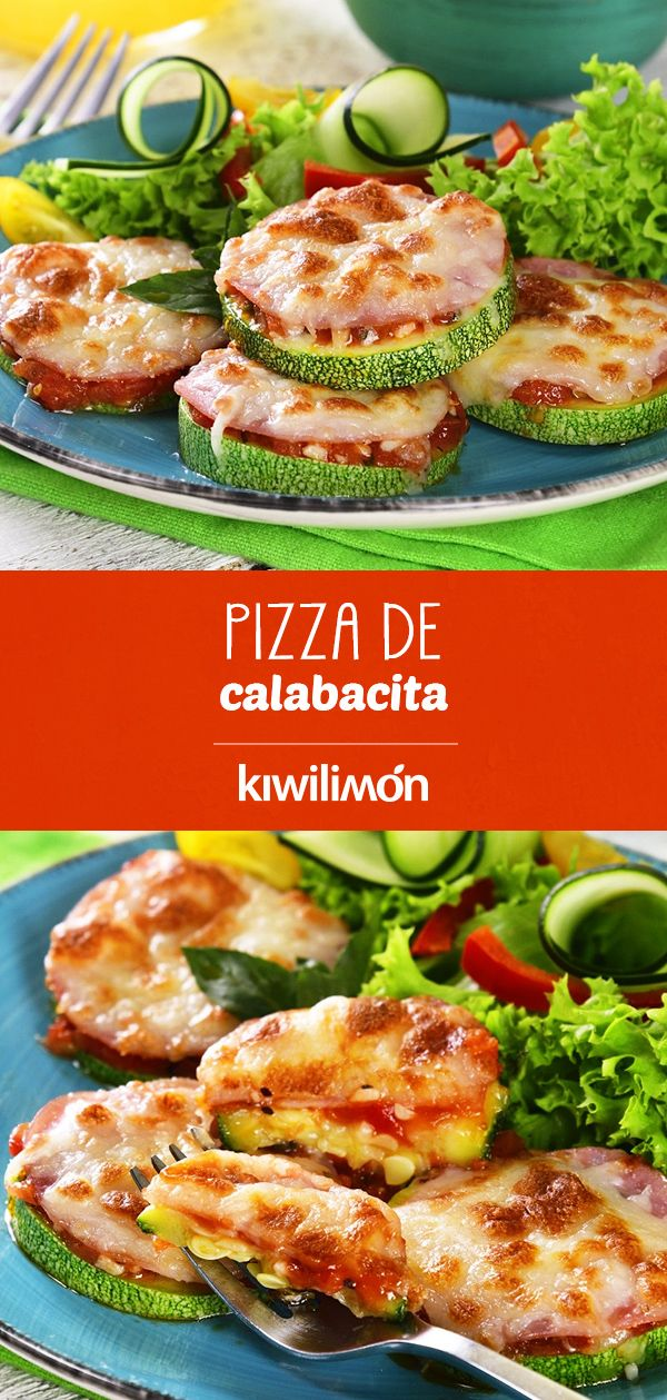 Pizza de Calabacita