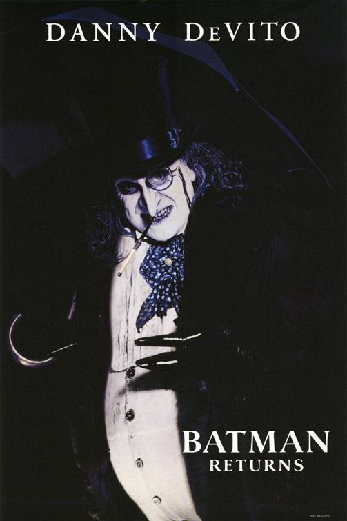 Batman returns (1992) de Tim Burton