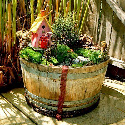 15 DIY Fairy Garden Ideas | Mother's Home