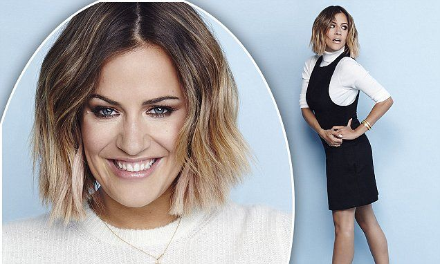 Caroline Flack says she 'doesn't mind being asked about Harry Styles'
