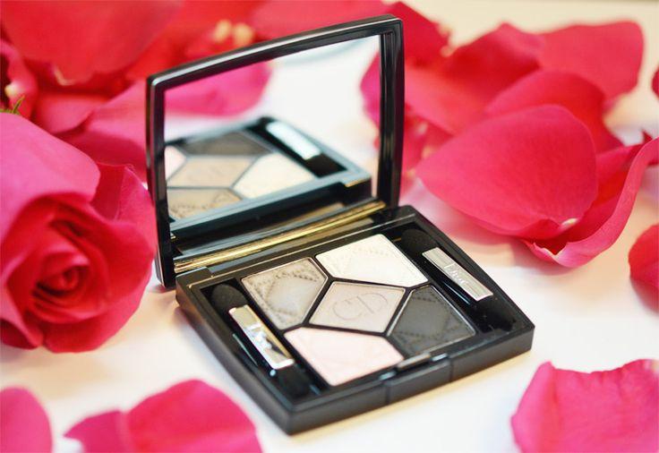 Dior ❤ 5 couleurs oogschaduw 056 Bar : Mascha's Beautyblog – Beautygloss.nl
