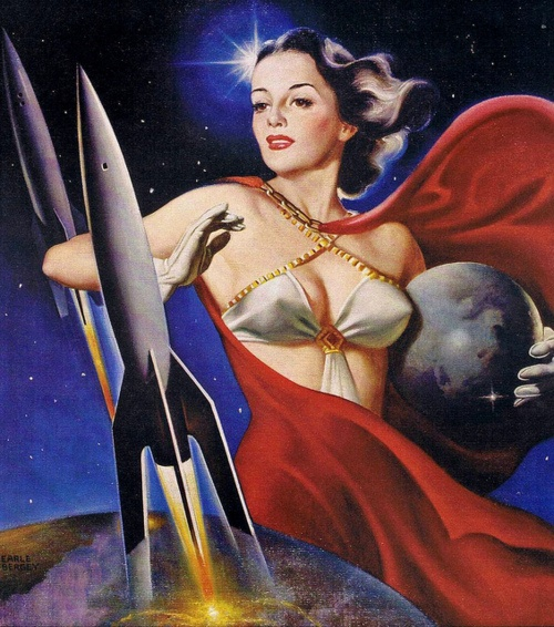 Vintage Sci Fi Art Added A New Photo: 112 Best Science Fiction Art And Wonder Images On