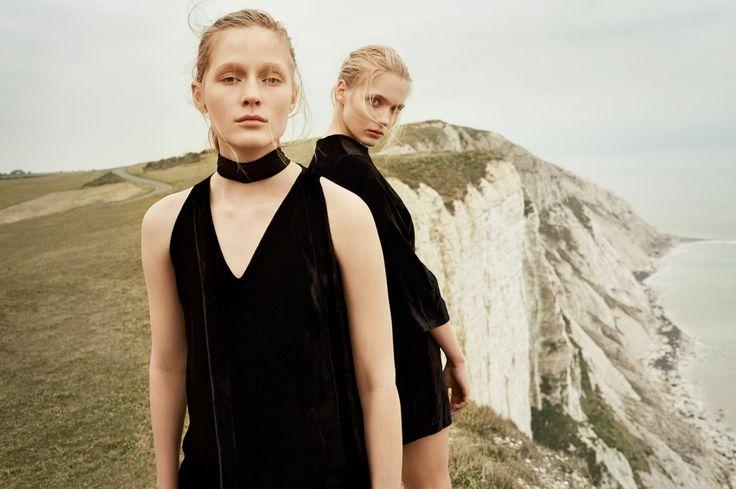 Photo: Agata Pospieszynska Stylist: Ina Lekiewicz Models: Julita, Alicja Rebel ModelsMakeup: Sarah Mierau Hair: Miroslava Hajdova