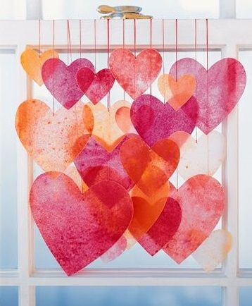 Valentine's Day window display   VM   Visual merchandising   Retail display