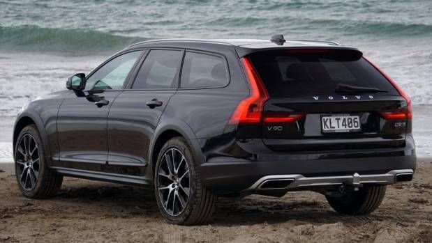 Active Chassis And Rear Air Suspension Now Standard On V90 Cc For 2018 Model Year Volvo Volvo Cars Volvo Wagon