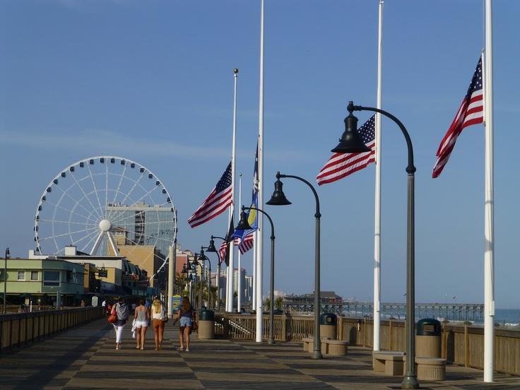 flag half mast may 15