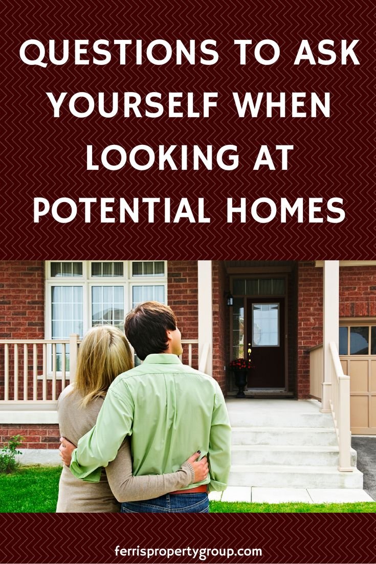 As you look at potential homes ask yourself these for Questions to ask new home builders
