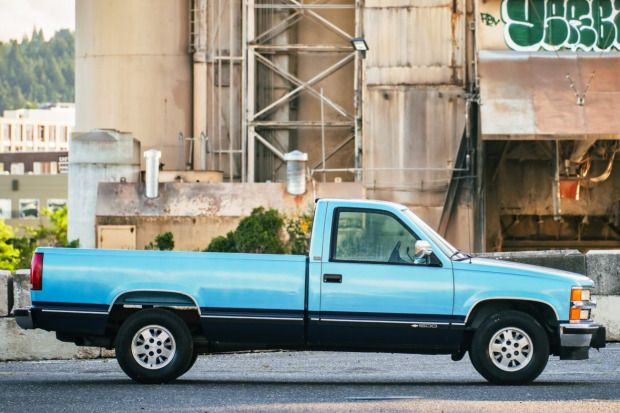 No Reserve 1994 Chevrolet C1500 Silverado Turbo Diesel In 2020 Chevrolet Silverado Diesel For Sale