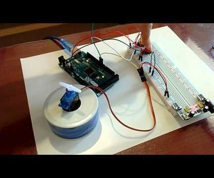 25 best ideas about servo arduino on pinterest arduino for Industrial servo motor tutorial