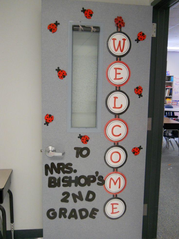 Welcome Decoration On Classroom Door ~ Best classroom door decorations images on pinterest