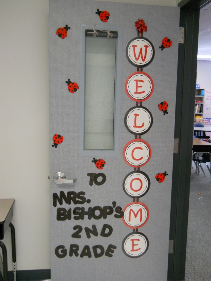 Classroom Door Decoration Ideas Rd Grade : Ideas about welcome sign classroom on pinterest