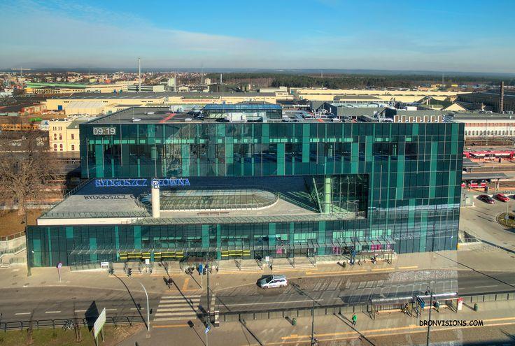 Dworzec PKP w Bydgoszczy