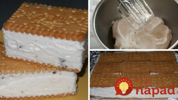 Domáca ruská zmrzlina bez vajec a cukru: Zdravšia, výborne drží tvar a chutí vynikajúco!