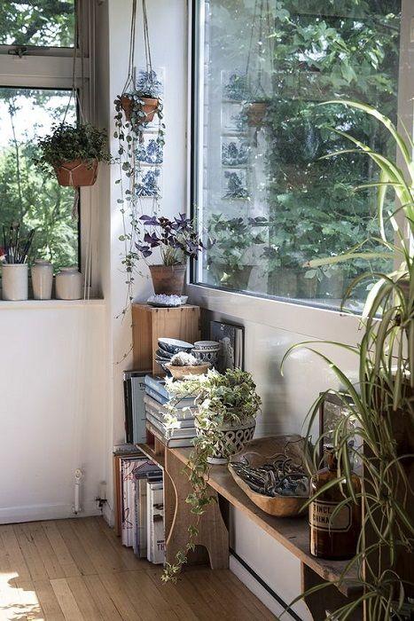 Find Out 10 Inspiring Indoor Garden Design Ideas For Small Apartment - Indoor-garden-design-ideas