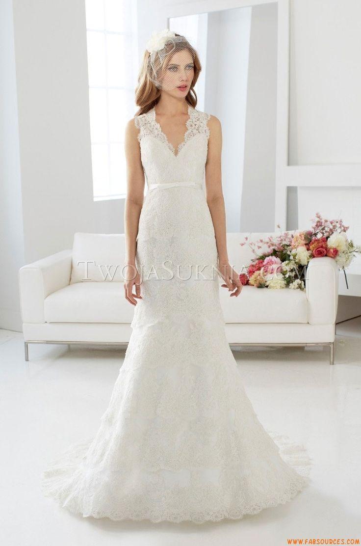 Robes de mariée Val Stefani D8046 Fall 2013