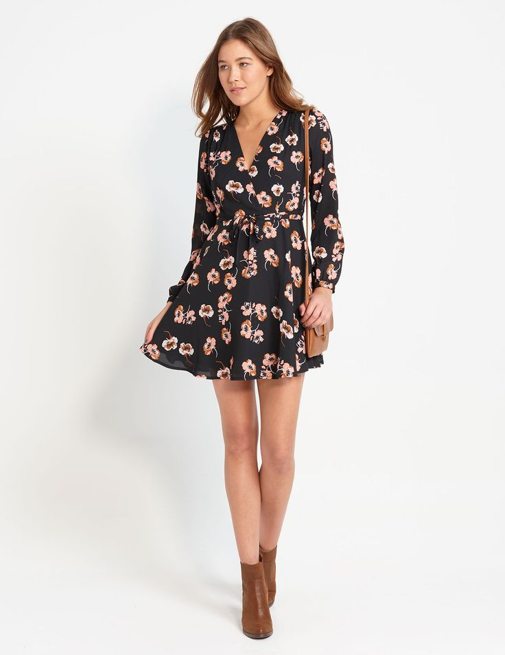 Image for Arizona Wrap Dress from Dotti NZ