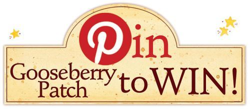 You could win a prize just for pinning! :)