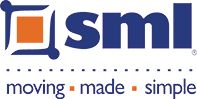 Simple Moving Labor logo - Have a professional mover option - meaning insured - Can be booked in both Chicago and Dallas.