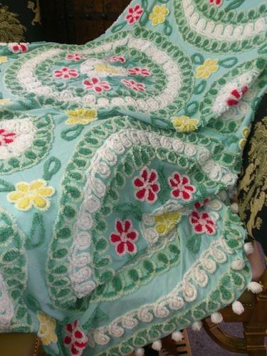 Vintage Chenille bedspreads...