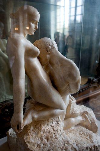 #rodin #l_éternel_printemps #l_éternelle_idole #danaïd #aujuste_rodin #camille_claudel #sculpture #marbre #couple #homme #femme #woman #man #artist #artiste #sculpteur #noipic
