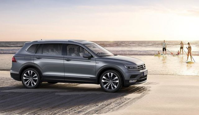 The 2018 VW Tiguan Allspace will be an independent version of the Tiguan by VW which is one of the most successful SUVs to be ever produced by this company.