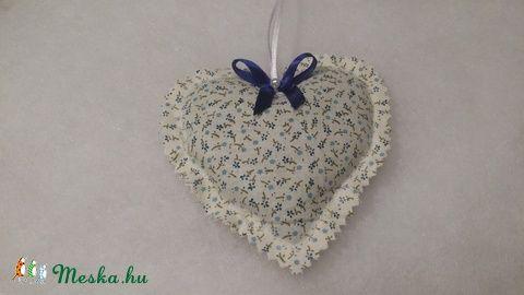 Meska - Levendula szív solba66 kézművestől