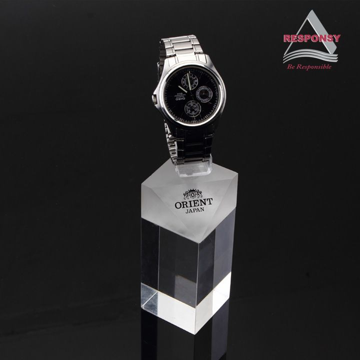 best custom single holder watches display acrylic desig clear equipment responsy and material watch pop szresponsy designer fashionable colored