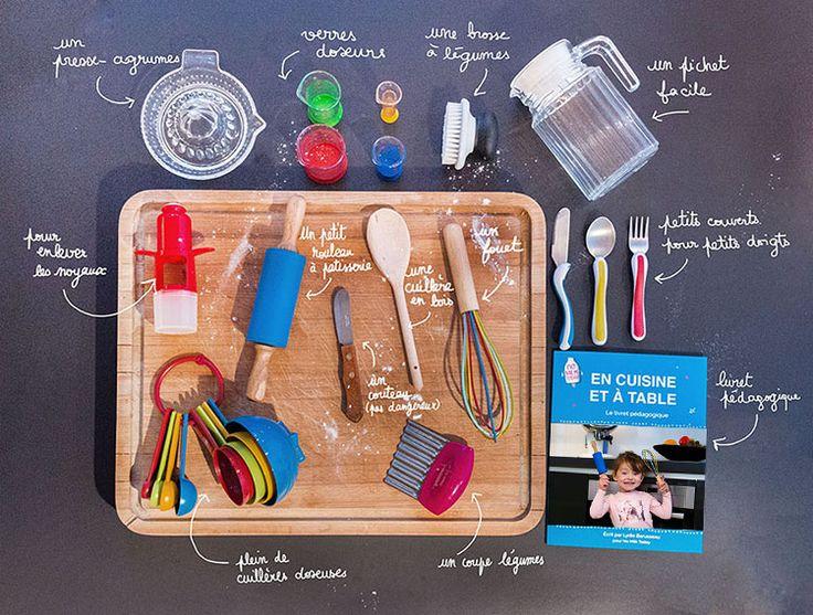 enfant, cuisine, expérimentation, box, découverte, sensoriel, concentration, mathématiques, famille, activité, aliment, repas, politesse, nutrition, recette