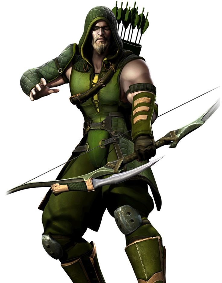 Green Arrow - Pictures & Characters Art - Injustice: Gods Among Us