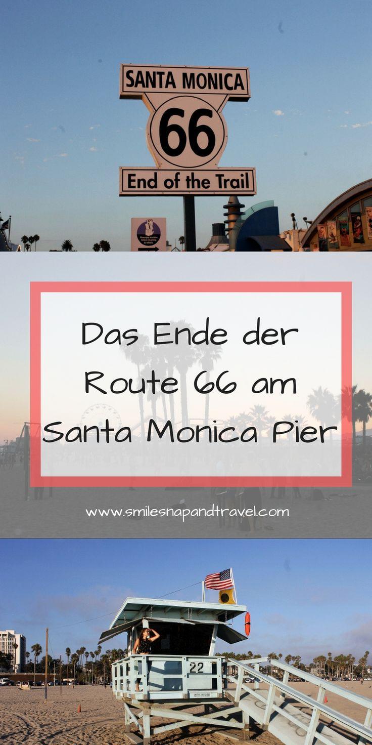 warst du schon am #ende der #route66 in #california ? Dieses Ende befindet sich in Santa Monica am #pier. Deine #reise nach #LA führt dich bestimmt auch an den #venice #beach ! Mein Roadtrip durch Kalifornien.