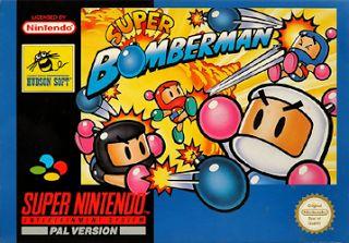 Emularoms: Super Bomberman [ SNES ]