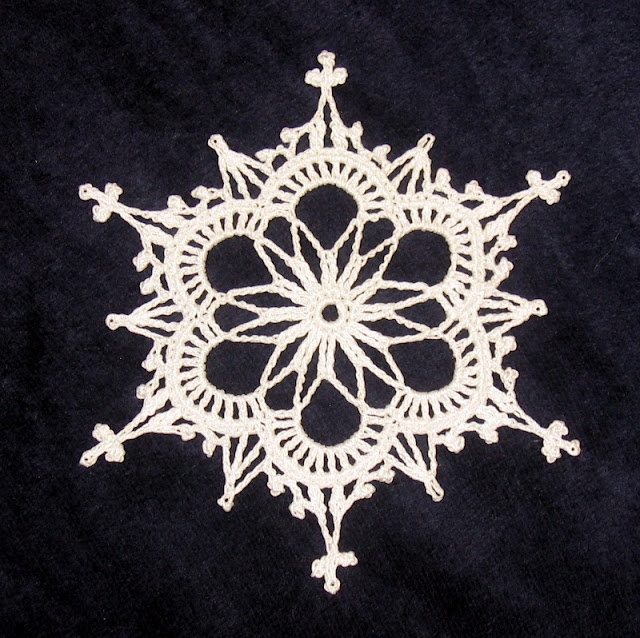 Snowflake #12