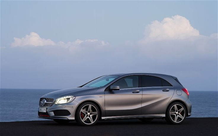 #Mercedes-Benz A-Class Offers High Fuel Economy and Driver Safety. www.fieldsmotorcars.com