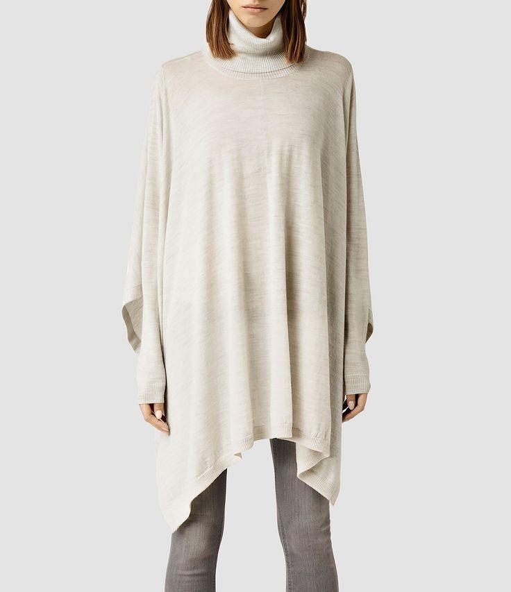 Women's Benton Cape (Cinder Marl) - product_image_alt_text_1
