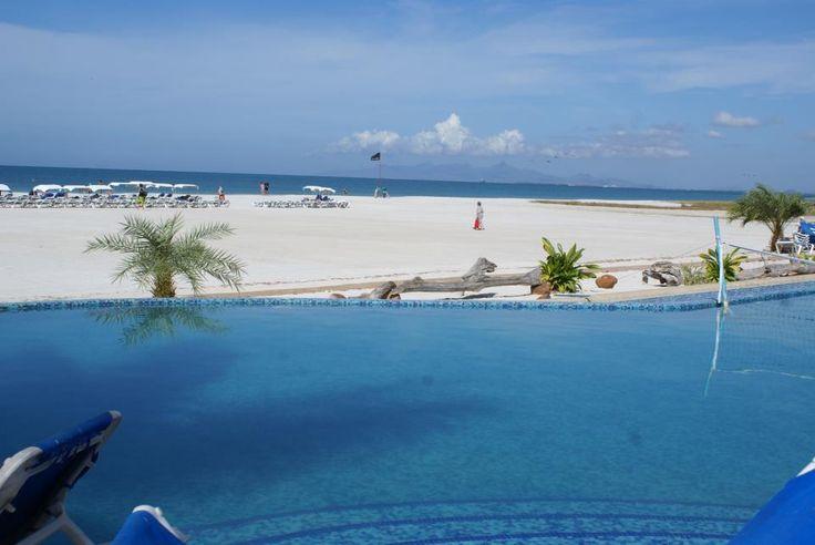 Playa Punta Blanca, Isla de Coche, Nueva Esparta