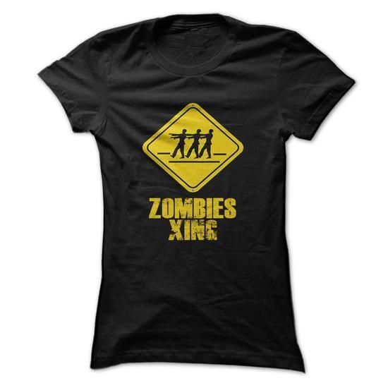 The Walking Dead T Shirt, The Walking Dead Walkers Xing T Shirt,walkers Xing T Shirt #sunfrogshirt