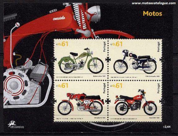 1985 Casal (Portugal) Timbre 287