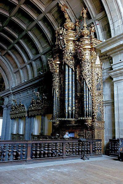 Projeto Órgãos Históricos - ACER . São Bento da Vitória