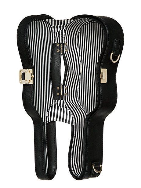 (Inside) Kate Spade jazz things up bass shoulder bag