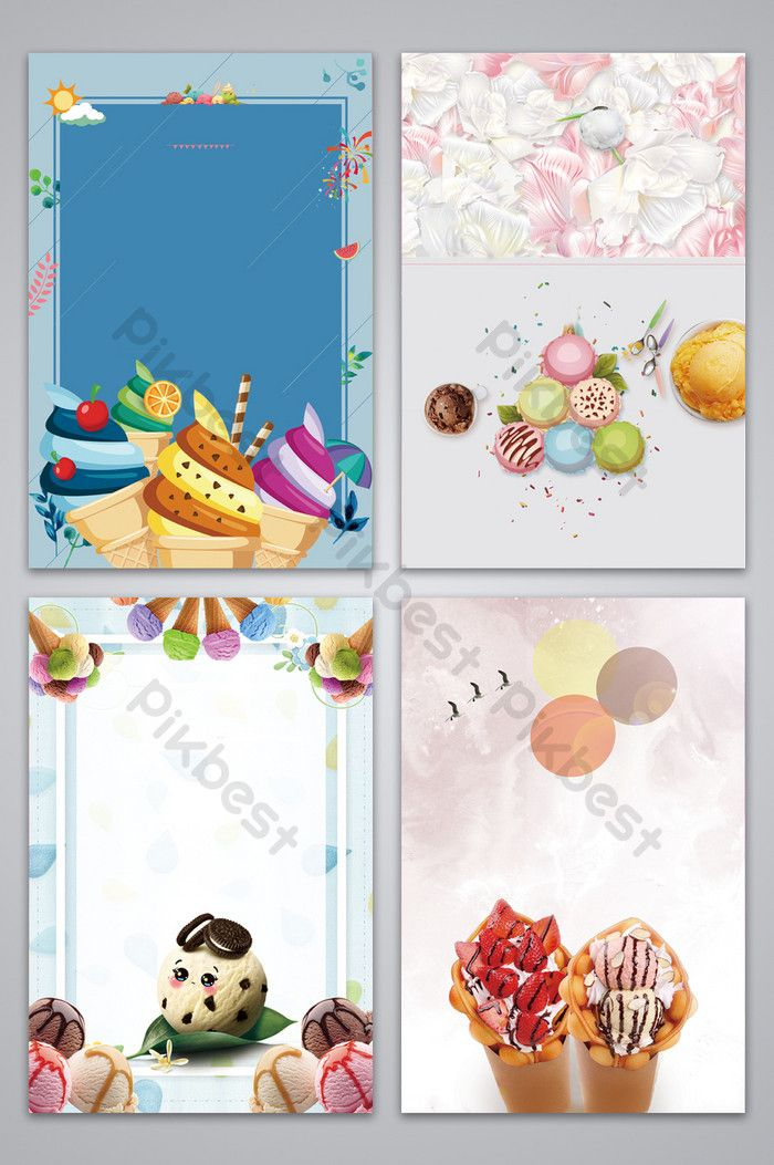 ناقلات تصميم صورة خلفية الذواقة الآيس كريم خلفيات Psd تحميل مجاني Pikbest Ice Cream Design Gourmet Ice Cream Creative Poster Design